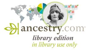 Ancestry.com: In Library Use Only