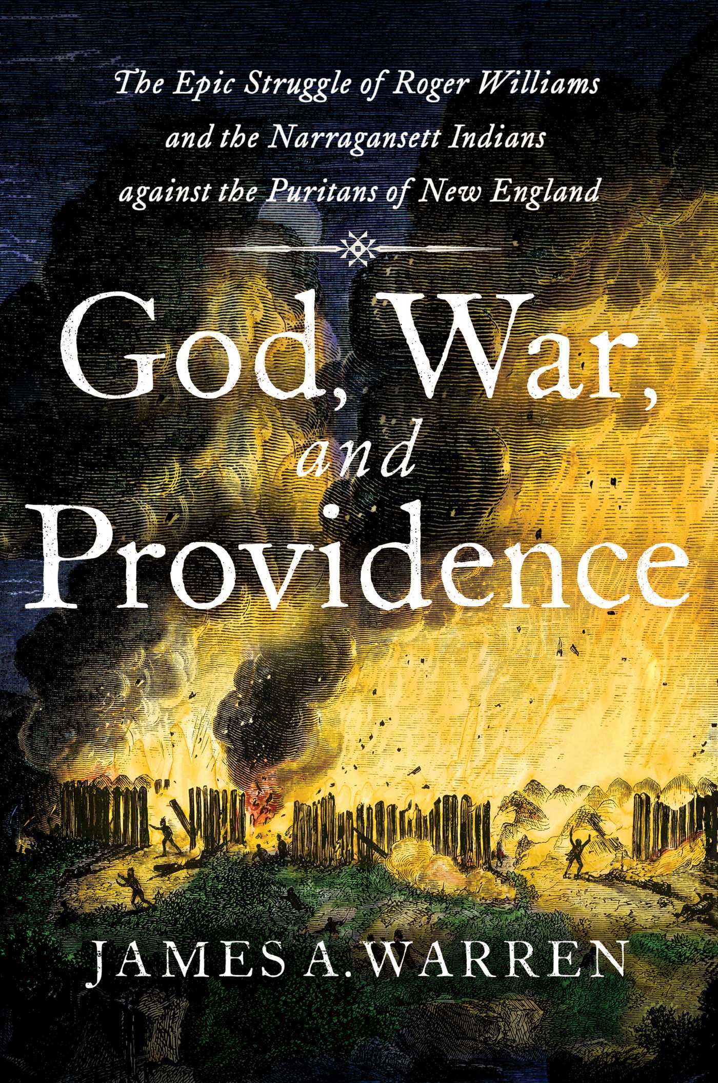 'God, War, and Providence' by James A. Warren