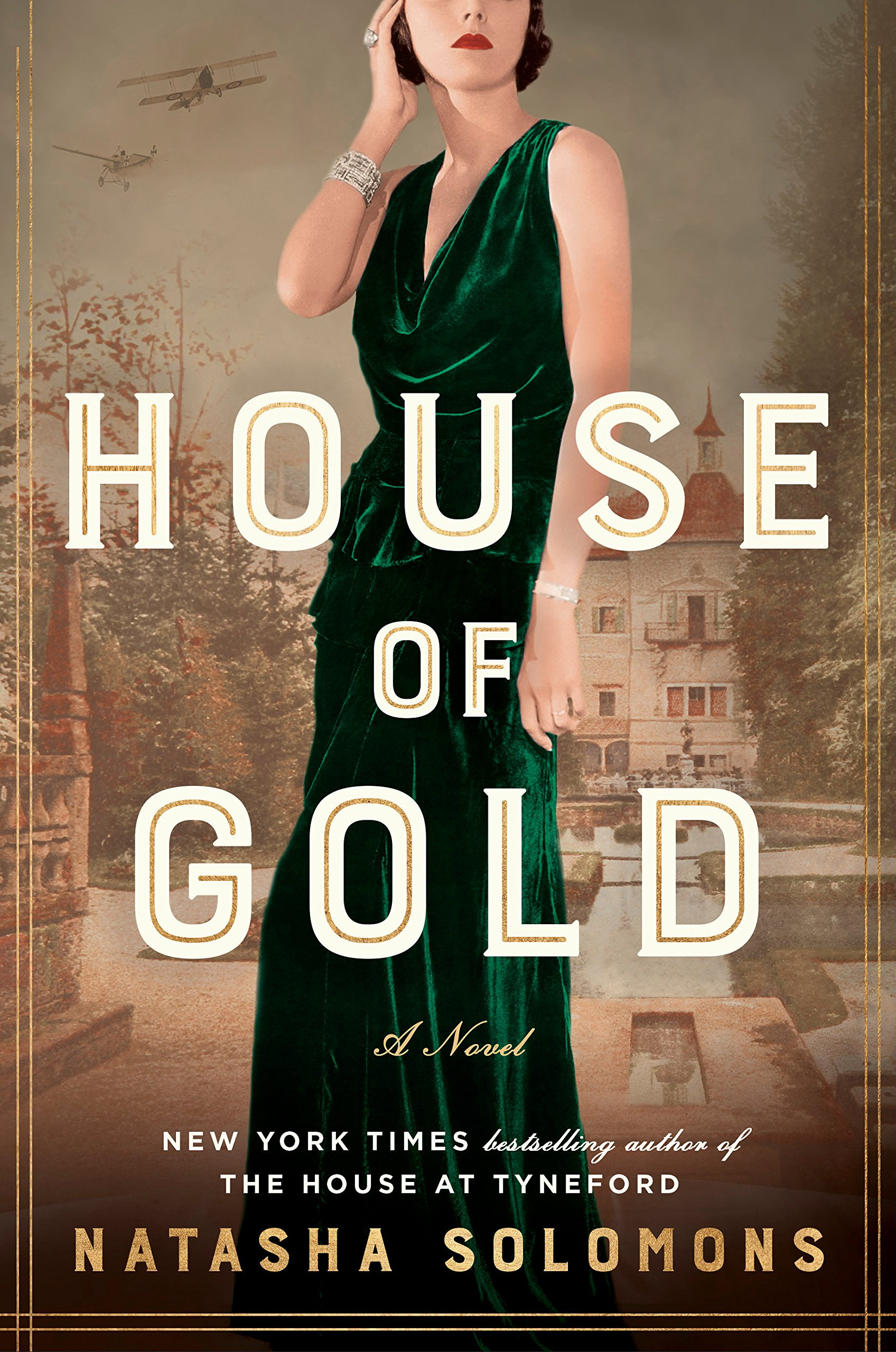 'House of Gold' by Natasha Solomons