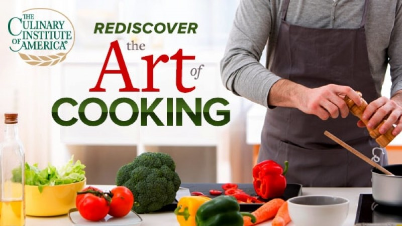 The Art of Cooking on Great Courses