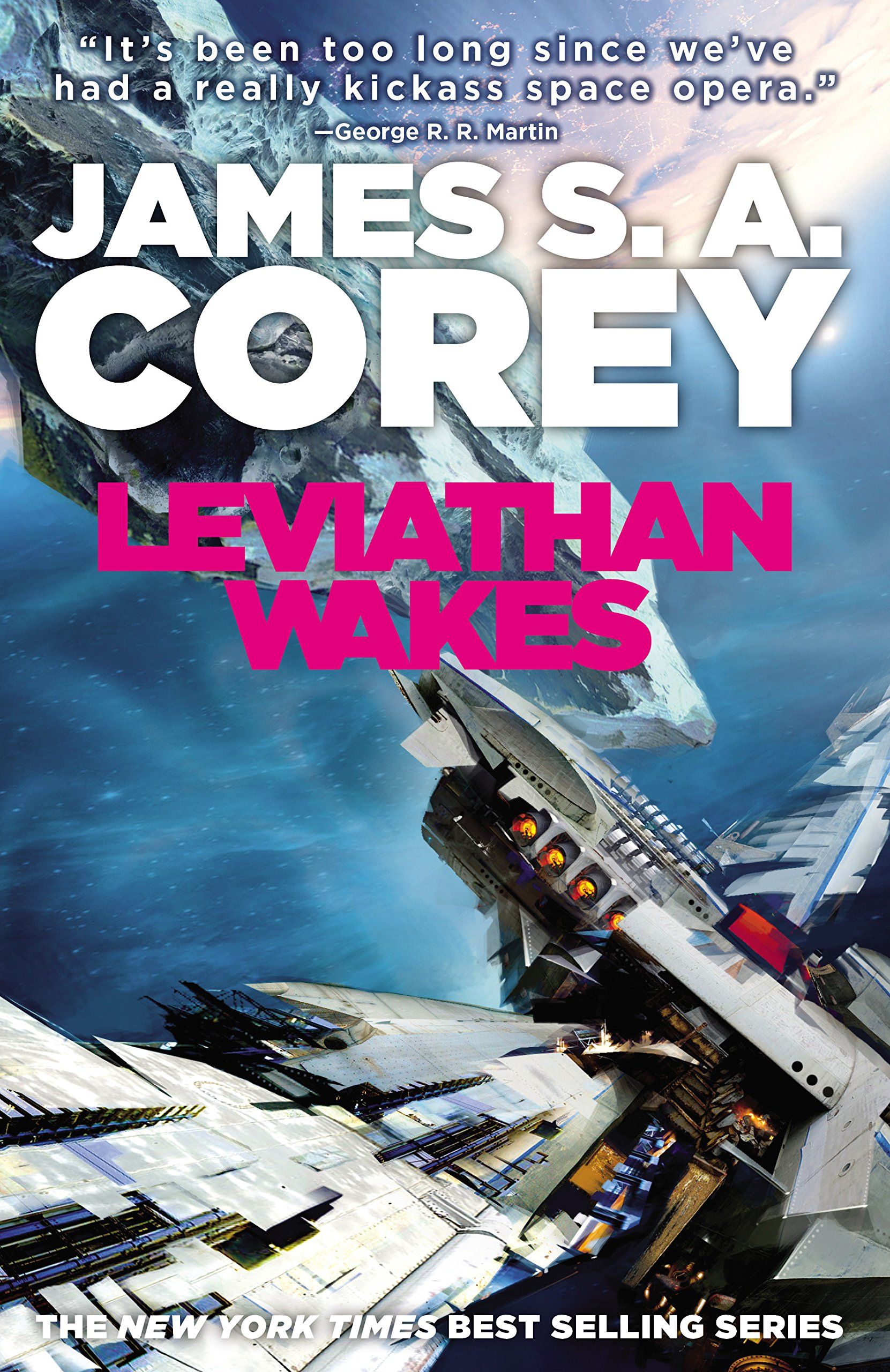 'Leviathan Awakes' by James Corey