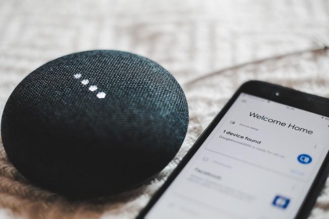Google Home Mini- Smart Speaker