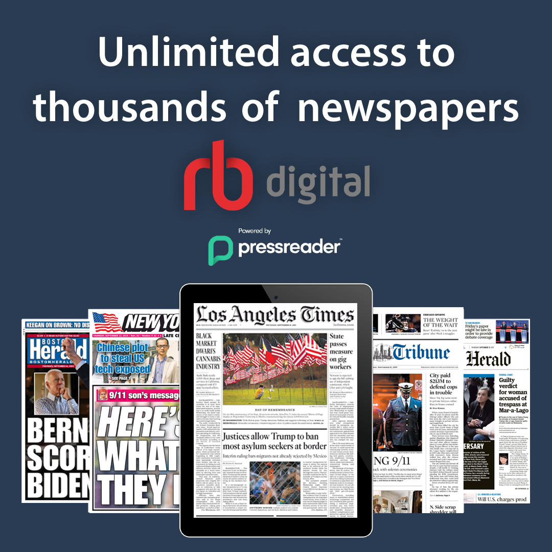 RBdigital Newspapers